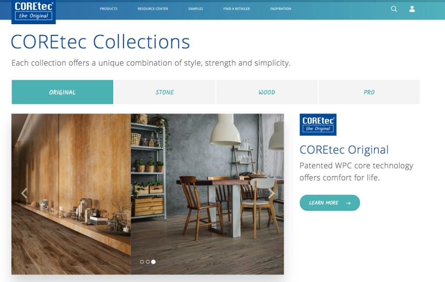 COREtec-Collections